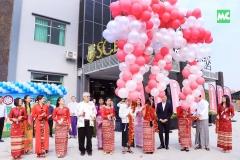 Opening Ceremony of mangoSTEEMS Enrichment Center | Myanmar
